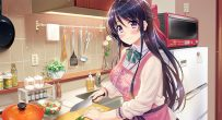 Anime Girl Cooking