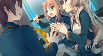 anime girls singing Koi to Senkyo to Chocolate English Patch CG Gallery