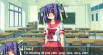 girl in the class room Yandere English Visual Novel CG Gallery