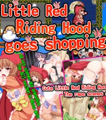 Little Red Riding Hood goes shopping