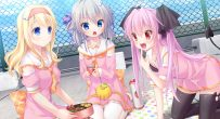 anime tea party Lilium x Triangle English CG Gallery