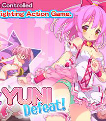 Magical Girl Yuni Defeat!