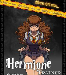 Hermione Granger +18 (Harry Potter Sex Game)